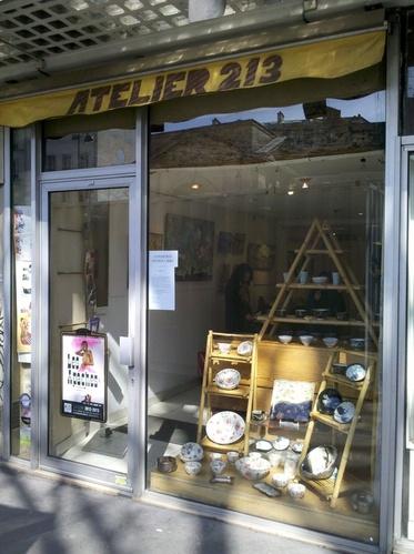 Atelier 213