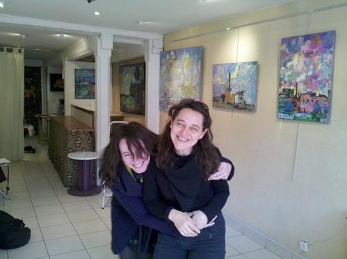 Olga et An